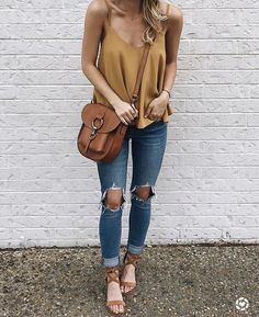 Love this whole outfit! The color, the style, the shoes, the purse!