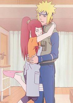 The best couple of Naruto for me is Minakushi. Uzumaki Family, Naruto Family, Naruto Couples, Naruto Girls, Anime Couples, Shippuden Sasuke Uchiha, Naruto Uzumaki Shippuden, Shikamaru, Minato Kushina