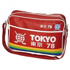 Tokyo airlines bag