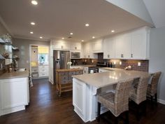 Rockin Renos From HGTVs Property Brothers Kitchen Styling - Property brothers kitchen remodels