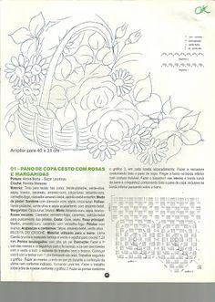pintura com riscos e croche - catia amelia Abrunhoza - Álbuns da web do Picasa