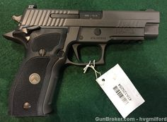 Sig Sauer P226 Legion SAO 9mm E26R-9-LEGION-SAO : Semi Auto Pistols at GunBroker.com