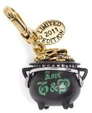 Juicy Couture Charm 2011 Pot Of Gold LE