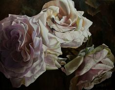 © Diana Watson <br />I LINTON & KAY GALLERIES  Remember<br>Oil on linen<br>107 x 137 cm<br>Sold