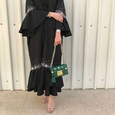 The ModestFashion Post ( Islamic Fashion, Muslim Fashion, Modest Fashion, Fashion Outfits, Street Hijab Fashion, Abaya Fashion, Dubai Fashion, Modern Abaya, Arabic Dress