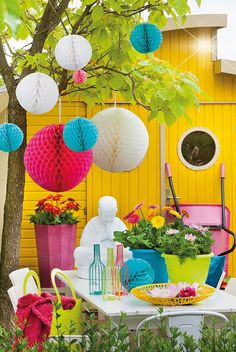 1000 images about tuintrends 2014 cheeky chic on pinterest modern gardens bloemen and tuin - Outdoor tuin decoratie ideeen ...