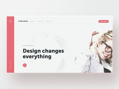 Just some fine-tuning ...    Check out the Website Template for Designers and join me on my personal Design Feed!
