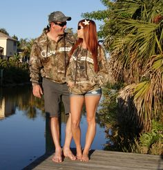 Signature Series Camo Zipper Hoodie from Country Shore | http://countryshoreoutfitters.com/products/camo-zipper-hoodie