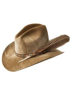 b01a9ddded7 Bailey Zella - Wool Cowgirl Hat Cowgirl Bling