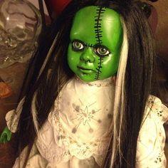 Può essere la moglie di Frankenstein???