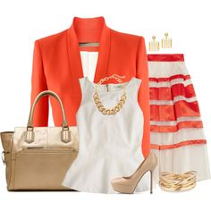 Sassy and Chic by kginger on Polyvore