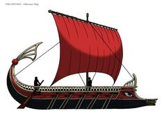odysseus' ship - Google Search