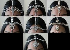 Wedding bohemian headpiece