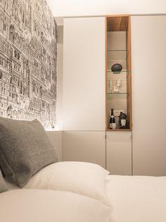 """Suite """"Monsieur"""" à Lyon by Mi Hotel SUITES • DESIGN • CONFIDENTIELLES"""