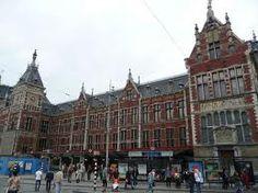 Central Railway Station, Amsterdam