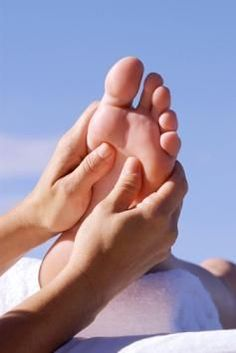 Foot Massage Pressure Points