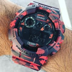 Endeavor to live a simple life but filled with complex love. #gshock from @sicksaturn9