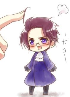 Chibi Austria - so cute(≧∇≦)