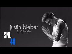 'SNL' Perfectly Parodies Justin Bieber's Calvin Klein Campaign- had me rollin!!