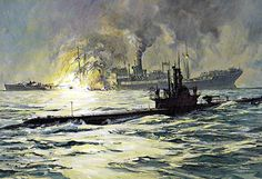 SUBS ~ USS Bowfin by Christopher Blossom ~ BFD