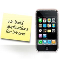 We build #Application for #iPhone more details: http://afntechnologies.com/