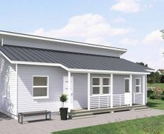 Kuura 124 Shed, Outdoor Structures, Barns, Sheds