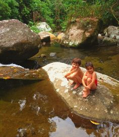 Já pensou em levar as crianças para passeios e viagens de aventura? Neste post, sugestões de cachoeiras incríveis pelo Brasil!