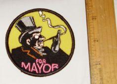 Batman Returns Patch Set  Oswald Cobblepot Penguin by MOddballs, $4.00