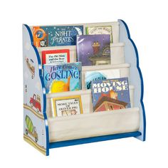 Moving All Around, a hand-painted furniture collection, features chugging trains, adorable automobiles, and bustling air traffic! The book browser feature...