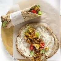Turkish recipes: Chicken Shawarma