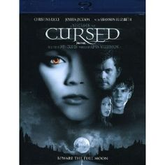 Cursed Is An American Romance Horror-comedy Film That Director Wes Craven (Scream A Nightmare On Elm Street Dream Warriors New Nightmare A Nightmare… Best Horror Movies List, Scary Movies, Great Movies, Christina Ricci, E Online, Movies Online, Shannon Elizabeth, Horror Movie Posters, Horror Film