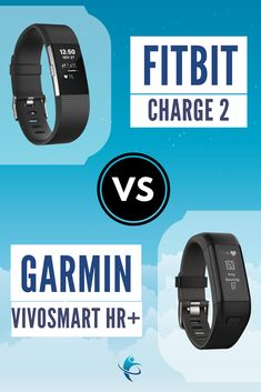 Check out the comparison between #Fitbit charge 2 and #Garmin Vivosmart HR+. Have the best of the Best!