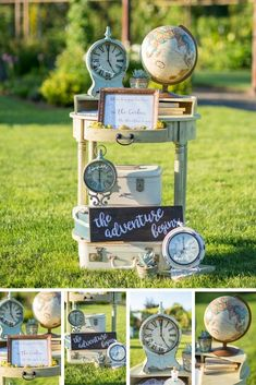 Travel adventure theme vintage suitcases Ideas for 2019 Tie The Knot Wedding, Wedding Pins, Table Wedding, Wedding Details, Wedding Reception, Vintage Travel Wedding, Vintage Wedding Signs, Vintage Weddings, Girl With Green Eyes