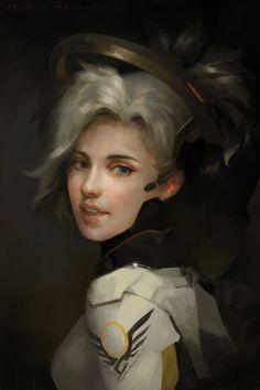 Mercy by merkymerx