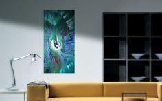 Seed power  40x80 cm Original Abstract Paintings di DePalmaPainter