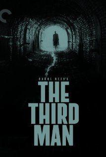 The Third Man (1949). Director: Carol Reed. Starring: Joseph Cotton, Orson Welles, Alida Valli. Music: Anton Karas.