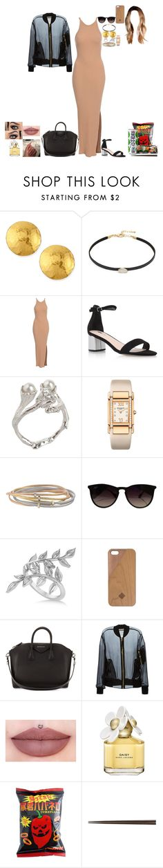 """why"" by caylaosuigwe ❤ liked on Polyvore featuring Gurhan, Lacey Ryan, NLY Trend, Carvela Kurt Geiger, Noemi Klein, Patek Philippe, Alor, Ray-Ban, Allurez and Native Union"