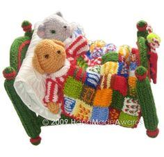 GOOD NIGHT Pdf Email Knit PATTERN on Etsy, $8.50