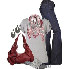 """red wine"" by fluffof5 on Polyvore"