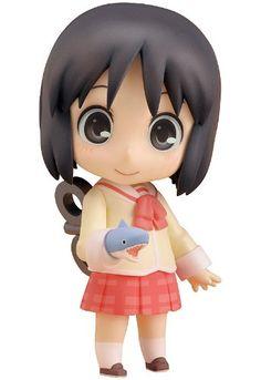 Good Smile Company - Nichijou Nendoroid Action Figure Nan... http://www.amazon.com/dp/B007QRYUE2/ref=cm_sw_r_pi_dp_Vu7oxb0V0145K