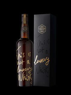 Stranger & Stranger - This is not a Luxury Whisky