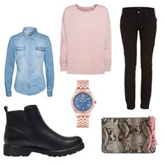 OneOutfitPerDay 2015-10-30 - #ootd #outfit #fashion #oneoutfitperday #fashionblogger #fashionbloggerde #frauenoutfit #herbstoutfit - Frauen Outfit Frühlings Outfit Herbst Outfit Outfit des Tages Outfits für unter 200 Schnäppchen Winter Outfit BUFFALO DARLING HARBOUR George Gina & Lucy JUVIA ONLY