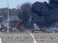 Un avion militaire d'entraînement s'écrase en faisant deux morts !!! • Hellocoton.fr