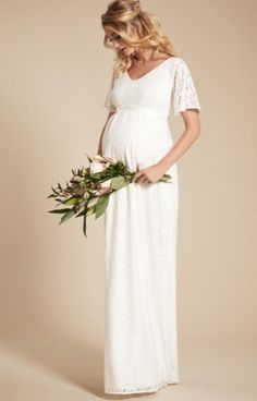 Robe mariée enceinte / Pregnant wedding dress