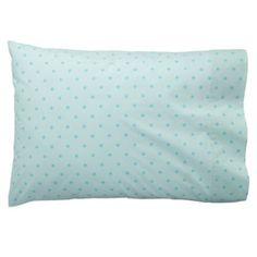 Dream Girl Pillowcase (Aqua)    The Land of Nod