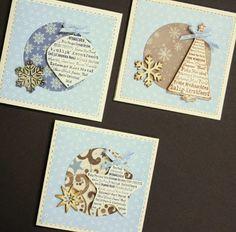 Marjoleine's blog: Deze stapel kaarten maakte mam tijdens de koopzondag