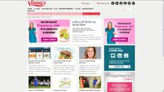 Klant: Weight Watchers, Campagne: Goede voornemens 2014, Veronicamagazine.nl, mini site