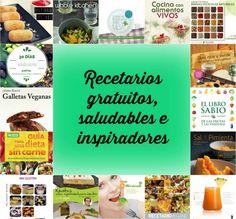 28 recetarios saludables, inspiradores y gratuitos | La Cocina Alternativa