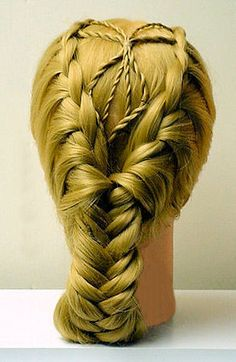 Rope + Fishtail-pin it by carden