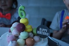 H&C home Macarons, Archive, Happy Birthday, Desserts, House, Ideas, Food, Happy Aniversary, Tailgate Desserts